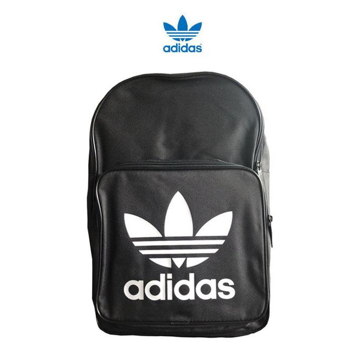 adidas ORIGINALS Adidas originals bag rucksack backpack Lady's men unisex brand attending school commuting BACKPACK CLASSIC TREFOIL