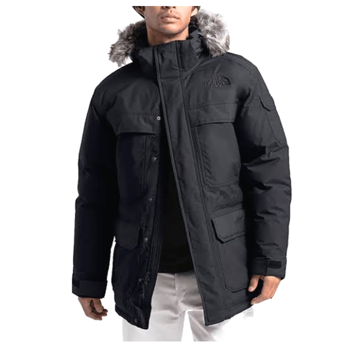 ★It is reduction ★ THE NORTH FACE MEN'S MCMURDO PARKA III JACKET ザノースフェイスメンズ durability water repellency processing down jacket TNF BLACKTNF BLACK US