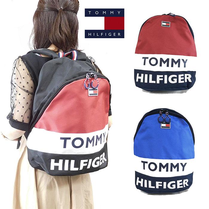 トミーのリュック トミーヒルフィガー バックパックTOMMY HILFIGER Ace オープニング 大放出セール BACKPACKACE レディース リュックサック ジュニアユニセックス TC980AE9 メンズ 人気商品 男女兼用