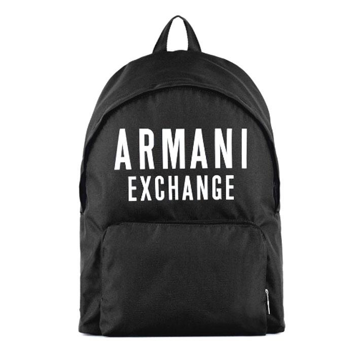 送料無料 但し一部有料 ARMANI 本日限定 EXCHANGE BACKPACKアルマーニ エクスチェンジ バックパック952199 9A124 00020 新作多数 リュック バックパックデイバッグ