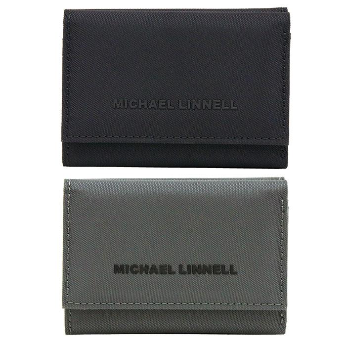 マイケルリンネル チープ 財布 財布MICHAEL LINNELL メンズ レディース お出かけMLWA-420-3 今ダケ送料無料 ボーイズwallet 折り財布ミニ財布