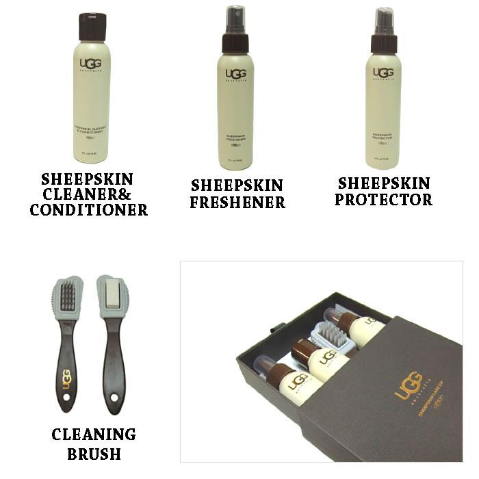 18f302009f2 Is a genuine maintenance kit for stock care kits Ugg, UGG australia  SHEEPSKIN CARE KIT Ugg Australia UGG Sheepskin care Kit