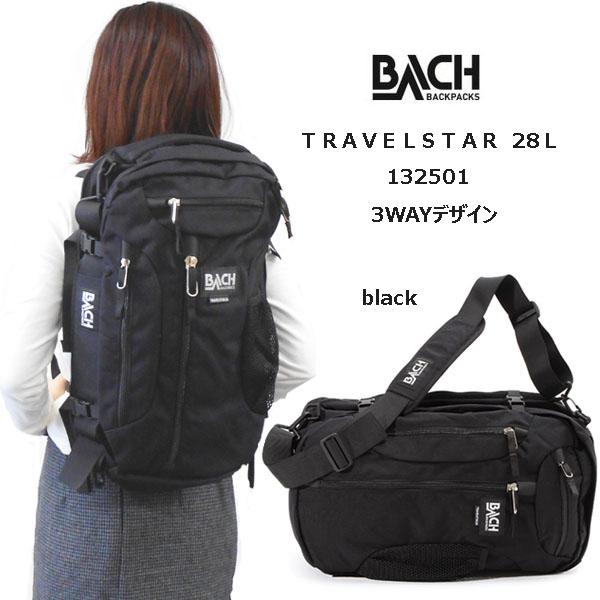 BACH TRAVELSTAR 28L 132501 Bach travel star