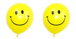 風船 パーティ バルーン 誕生日飾り お誕生日会キッズ 人気ブランド多数対象 パーティーグッズ 2個入り 雑貨 ゆうパケットOK ホームパーティ セール特価 スマイル ゴム風船風船