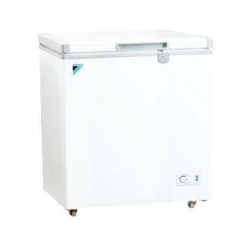 激安卸販売新品 DAIKIN 冷凍庫 食品ストック 飲食店 コンビニ 事業者様限定 150L 冷凍ストッカー 業務用 LBFG1AS 全国一律送料無料 横型 ダイキン