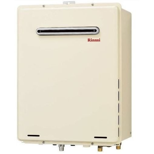 【法人様限定】リンナイ RUF-A1615SAW(B)-13A 給湯器 16号 都市ガス用 本体