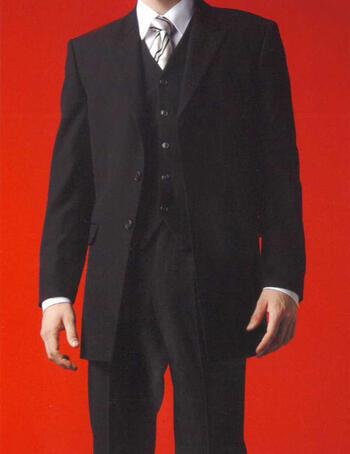 メンズ フォーマル ゲスト レンタル「レセプションスーツ rd1504L」(大きいサイズ8号以上)