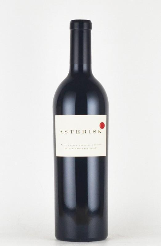 """スローン """"アスタリスク"""" プロプライエタリー・レッド ラザフォード ナパヴァレー[2015][カリフォルニアワイン][赤ワイン][新着商品]"""