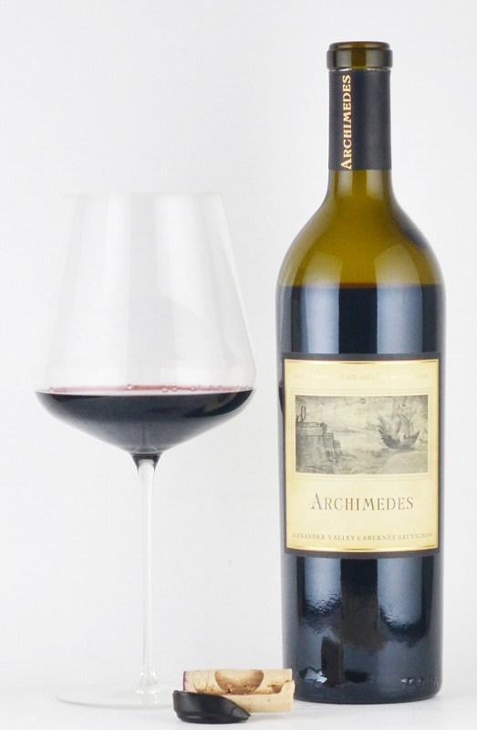 アルキメデス by コッポラ カベルネソーヴィニヨン アレキサンダーヴァレー[2016][カリフォルニアワイン][赤ワイン]