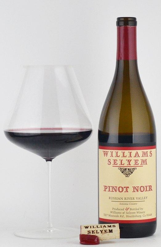 ウィリアムズ・セリエム ピノノワール ロシアンリバーヴァレー[2017][カリフォルニアワイン][赤ワイン][新着商品]
