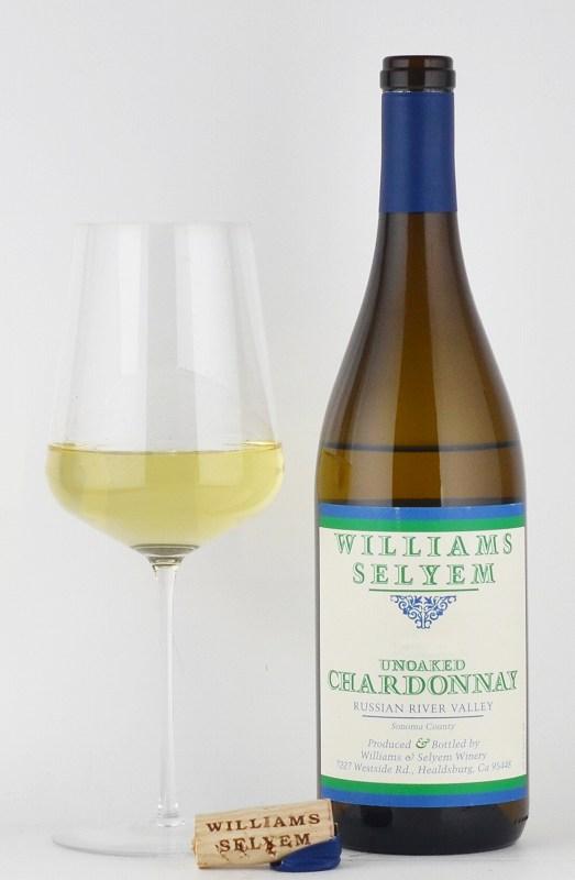 """ウィリアムズ・セリエム """"アン・オークド"""" シャルドネ ロシアンリバーヴァレー[カリフォルニアワイン][白ワイン][新着商品]"""
