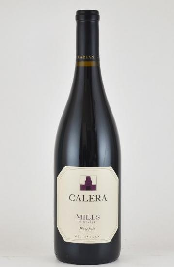 やや熟ワイン2007年 カレラ ミルズ ピノノワール カリフォルニア ワイン