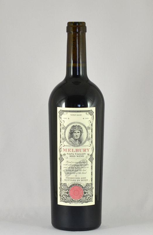 """ボンド """"メルバリー"""" カベルネソーヴィニヨン ナパヴァレー[2012][カリフォルニア][ナパバレー][ワイン]"""
