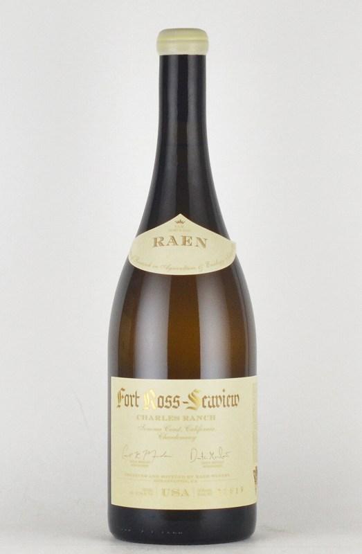 """レイン """"チャールズ・ランチ・ヴィンヤード"""" シャルドネ フォート・ロス-シーヴュー ソノマコースト[2017][カリフォルニアワイン][白ワイン][新着商品]"""