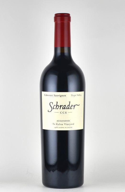 """シュレーダー カベルネソーヴィニヨン """"CCS ベクストファー・トカロン・ヴィンヤード"""" ナパヴァレー[2017][カリフォルニア][ナパバレー][ワイン][新着商品]"""