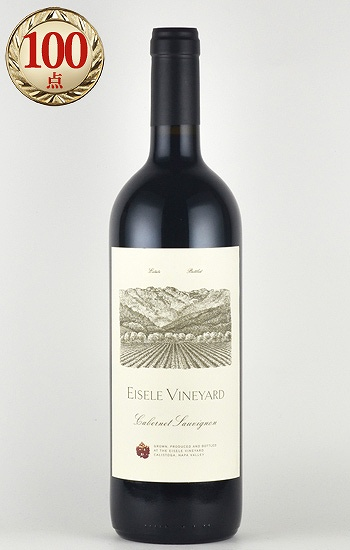 RP100点 アイズリー・ヴィンヤード(旧アローホ・エステート) カベルネソーヴィニヨン ナパヴァレー 2013 カリフォルニア ナパバレー ワイン