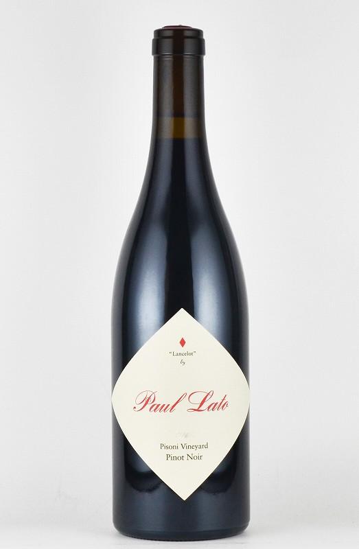 """ポール・ラトー """"ランスロット ピゾーニ・ヴィンヤード"""" ピノノワール サンタルシアハイランズ[カリフォルニア][ワイン]"""