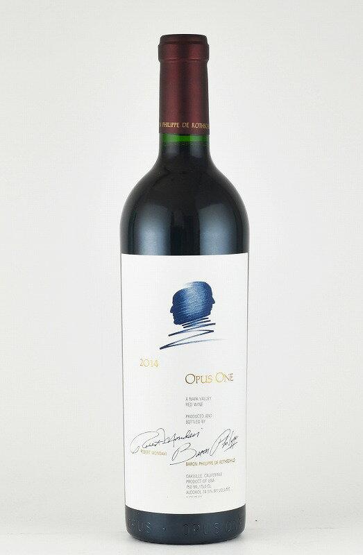 オーパスワン(Opus One) 2016 カリフォルニア ナパバレー 赤ワイン