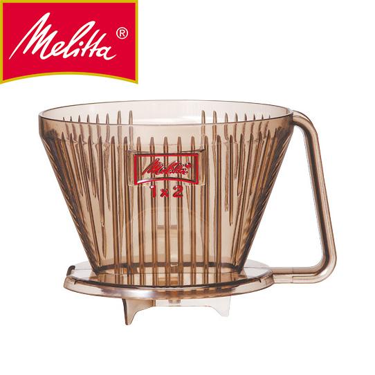 Melitta メリタ アロマフィルター コーヒーフィルター 【2~4杯用】 メジャースプーン付 AF-M 1×2