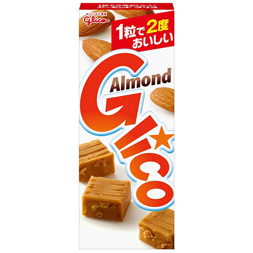 江崎グリコ アーモンドグリコ 18粒×10入