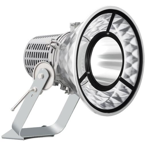 【メーカー直送】岩崎電気 フラッドスポラート160W+電源ユニット(挟角タイプ)(昼白色)【屋外・屋内用】 品番 ランプ:E30403N/NSAN8 電源ユニット:LE148115HS1/2.4-A1