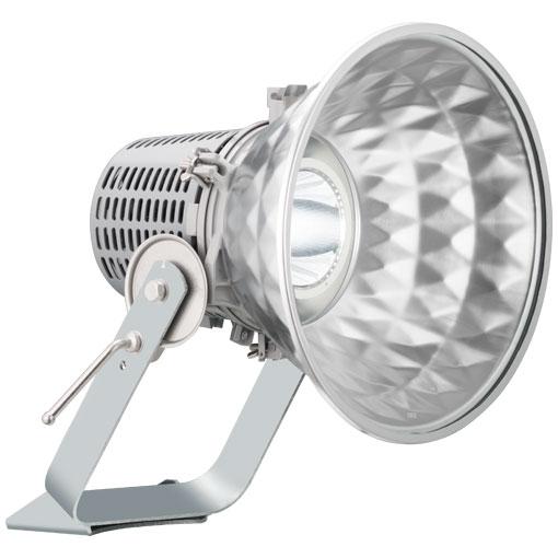 【メーカー直送】岩崎電気 フラッドスポラート160W+電源ユニット(中角タイプ)(昼白色)【屋外・屋内用】品番 ランプ:E30403M/NSAN8 電源ユニット:LE148115HS1/2.4-A1