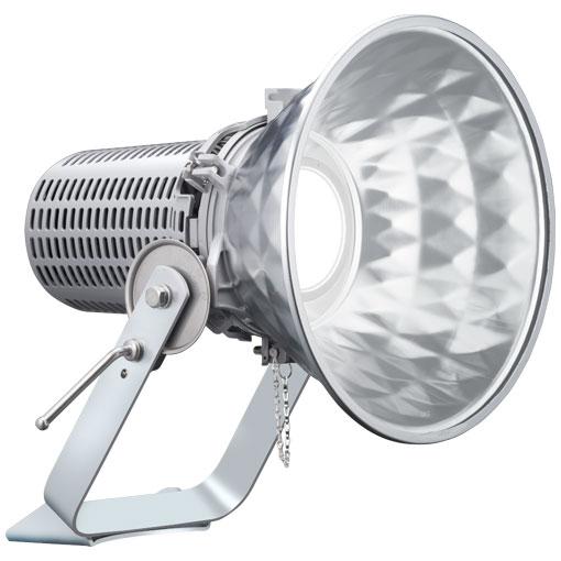 【メーカー直送】岩崎電気 フラッドスポラート130W+電源ユニット(高温対応形)(広角タイプ)(昼白色)【屋外・屋内用】品番:ランプ E30402W/NSAN8/H 電源ユニット LE119090HS1/2.4-A1