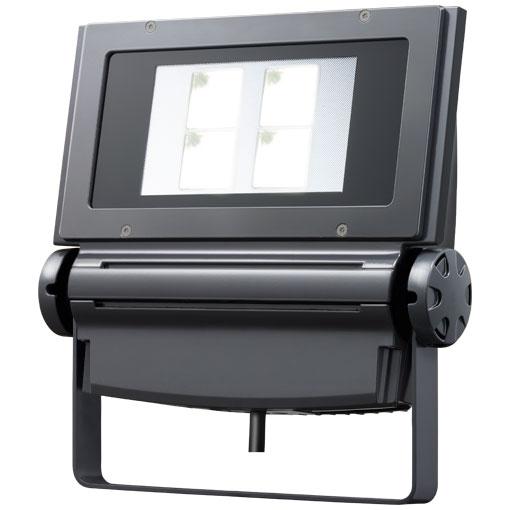 【メーカー直送】岩崎電気製 2個入 LEDフラッドネオ 130クラス(広角タイプ)(昼白色タイプ)【屋外・屋内用】(電源ユニット内蔵形)本体色:ダークグレー 品番:ECF1392N/SAN8/DG