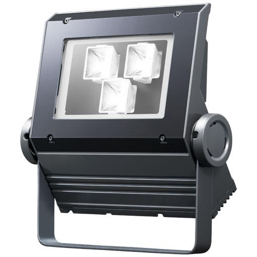 【メーカー直送】2個入 岩崎電気製 LEDフラッドネオ 90クラス(中角タイプ)(昼白色タイプ)【屋外・屋内用】(電源ユニット内蔵形)本体色:ダークグレー 品番:ECF0997N/SAN8/DG