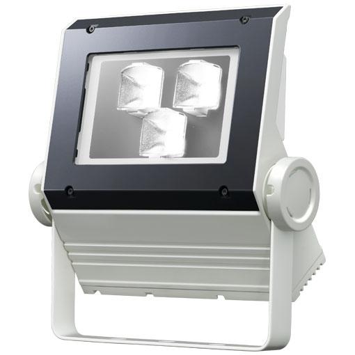 【メーカー直送】2個入 岩崎電気製 LEDフラッドネオ 90クラス(広角タイプ)(昼白色タイプ)【屋外・屋内用】(電源ユニット内蔵形)本体色:ホワイト 品番:ECF0996N/SAN8/W