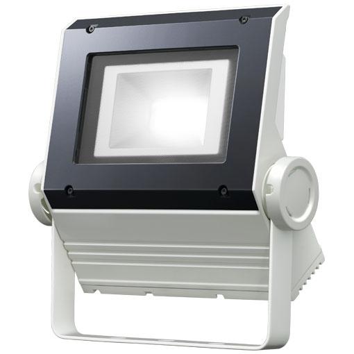 【メーカー直送】岩崎電気製 LEDフラッドネオ 90クラス(超広角タイプ)(昼白色タイプ)【屋外・屋内用】(電源ユニット内蔵形)本体色:ホワイト 品番:ECF0995N/SAN8/W