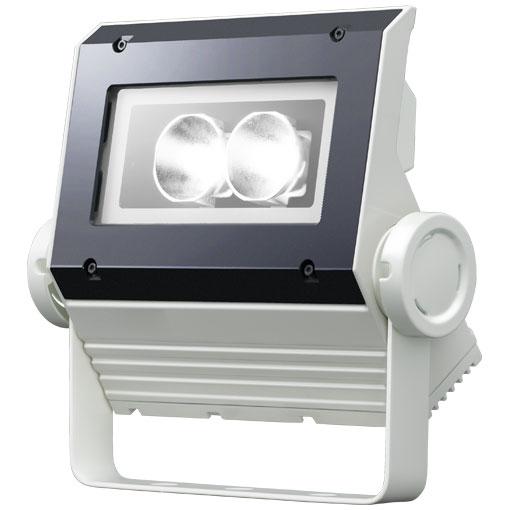 【メーカー直送】3個入 岩崎電気製 LEDフラッドネオ 40クラス(挟角タイプ)(昼白色タイプ)【屋外・屋内用】(電源ユニット内蔵形)本体色:ホワイト 品番:ECF0498N/SAN8/W