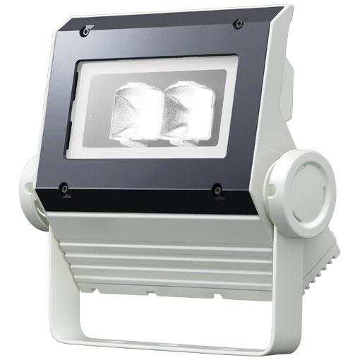 【メーカー直送】3個入 岩崎電気製 LEDフラッドネオ 40クラス(広角タイプ)(昼白色タイプ)【屋外・屋内用】(電源ユニット内蔵形)本体色:ホワイト 品番:ECF0496N/SAN8/W