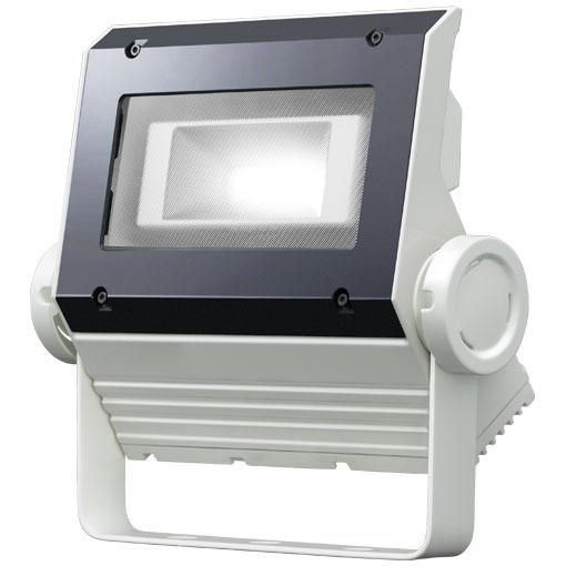 【メーカー直送】岩崎電気製 LEDフラッドネオ 40クラス(超広角タイプ)(昼白色タイプ)【屋外・屋内用】(電源ユニット内蔵形)本体色:ホワイト 品番:ECF0495N/SAN8/W