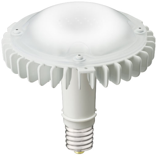 【メーカー直送】3個入 岩崎電気 アイランプSP77W HSタイプ+電源ユニット(昼白色)〔E39口金〕【屋外用】品番 LEDランプ:LDRS77N-H-E39/HS/H300 電源ユニット:WLE155V560M1/24-1