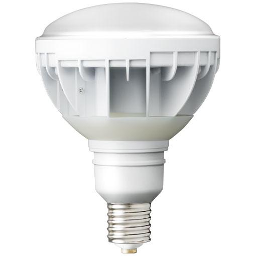 【メーカー直送】岩崎電気製 LEDアイランプ37W 高天井用〔E39口金形〕(昼白色タイプ)(白色塗装)【屋外・屋内用】品番:LDR37N-W/E39W750