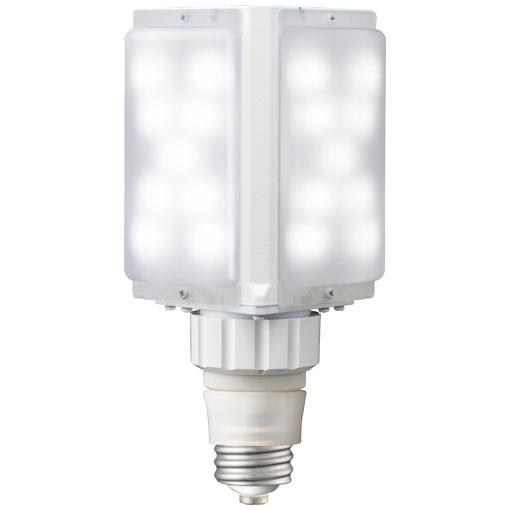 【メーカー直送】岩崎電気 ライトバルブS 62W+電源ユニット(昼白色)〔E39口金〕【屋外・屋内用】品番 ランプ:LDFS62N-G-E39A 電源ユニット:WLE110V620M1/24-1