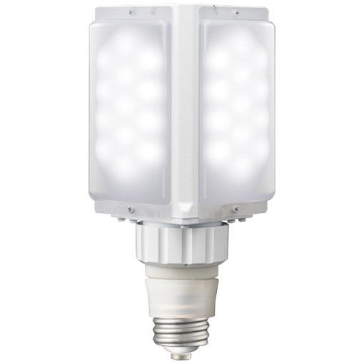 【メーカー直送】岩崎電気 ライトバルブS 79W+電源ユニット(昼白色)〔E39口金〕【屋外・屋内用】品番 ランプ:LDFS79N-G-E39B 電源ユニット:WLE155V560M1/24-1