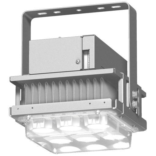 【メーカー直送】岩崎電気製LEDハイベイ ガンマ110Wクラス1500 (広角タイプ)(昼白色)水銀ランプ400W/メタハラ300W相当【屋内専用】調光可能(電源ユニット内蔵形)品番EHCL10007W/NSAJZ9