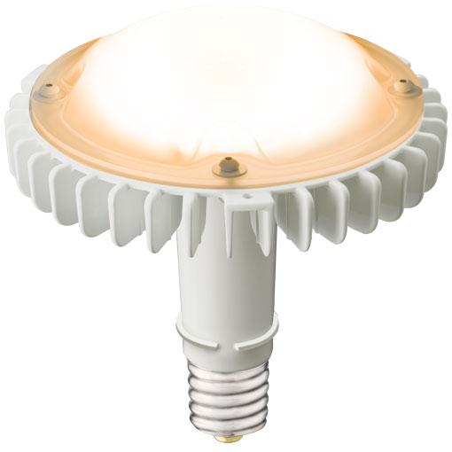 【メーカー直送】岩崎電気 3個入 アイランプSP77W HSタイプ+電源ユニット(電球色)〔E39口金〕【屋外用】品番 LEDランプ:LDRS77L-H-E39/HS/H300  電源ユニット:WLE155V560M1/24-1