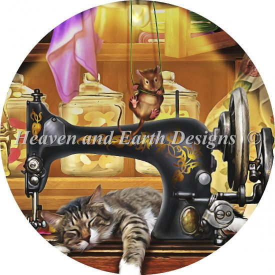 Heaven And Earth Designs クロスステッチ刺繍図案 輸入 HAED 上級者 値引き Room Marchetti Old Ye Craft 手芸部屋 Ciro Ornament 超特価SALE開催