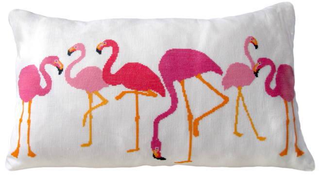 【送料無料】フレメ Flamingo フラミンゴ 10B キット Haandarbejdets Fremme クロスステッチ ギルド 北欧 20-6960