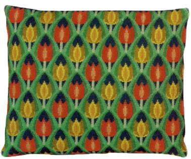 【送料無料】フレメ Stiv tulipan uldgarn ST.Z. 硬いチューリップ/ウール キット Haandarbejdets Fremme デンマーク 北欧 ギルド 刺しゅう CH 20-2131