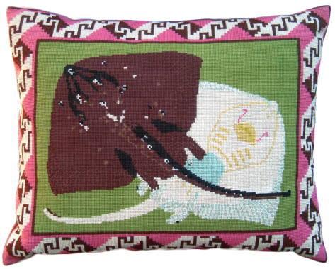 【送料無料】フレメ Rokker,uldgarn ロッカー/ウール糸 ST.Z. キット Haandarbejdets Fremme デンマーク 北欧 ギルド 刺しゅう MK 20-0517