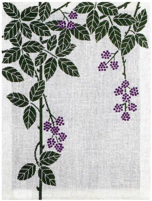 フレメ クロスステッチ刺繍キット 秋 デンマーク 北欧 上級者 輸入 30-4815