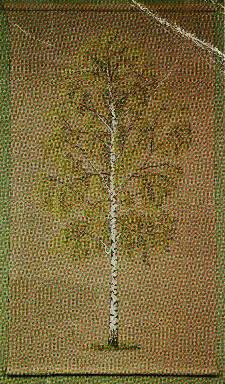 【送料無料】フレメ BIG BIRCH ビッグバーチ 7U クロスステッチ Haandarbejdets Fremme キット 刺しゅう デンマーク 手工芸 ギルド 北欧 GB 30-5709