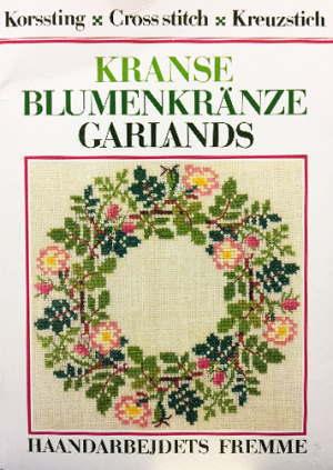 Shibonnu I Embroider フレメ Kranse Blumenkranze Garlands Design
