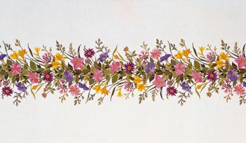 【送料無料】EVA ROSENSTAND ペチュニア Petunia クロスステッチ キット デンマーク 北欧 刺しゅう 92-4000