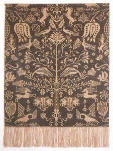 ペルミン サンプラー刺繍キット Both sides blue デンマーク Permin of Copenhagen 上級者 90-3013