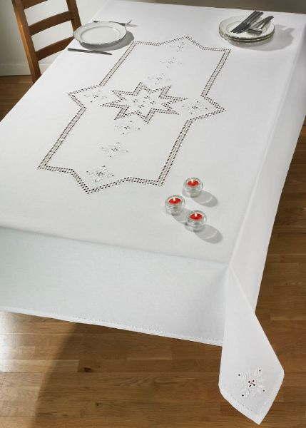 PERMIN ハーダンガー・スターダイブ Hardanger star dive 刺繍 キット デンマーク 北欧 刺しゅう ペルミン 58-4624 【送料無料】